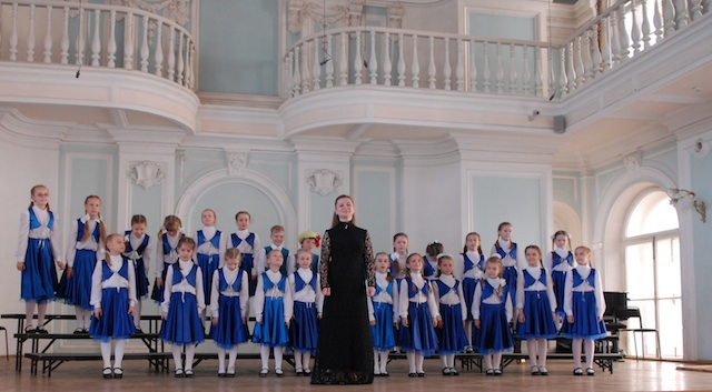 это детская музыкальная школа в граде московском если